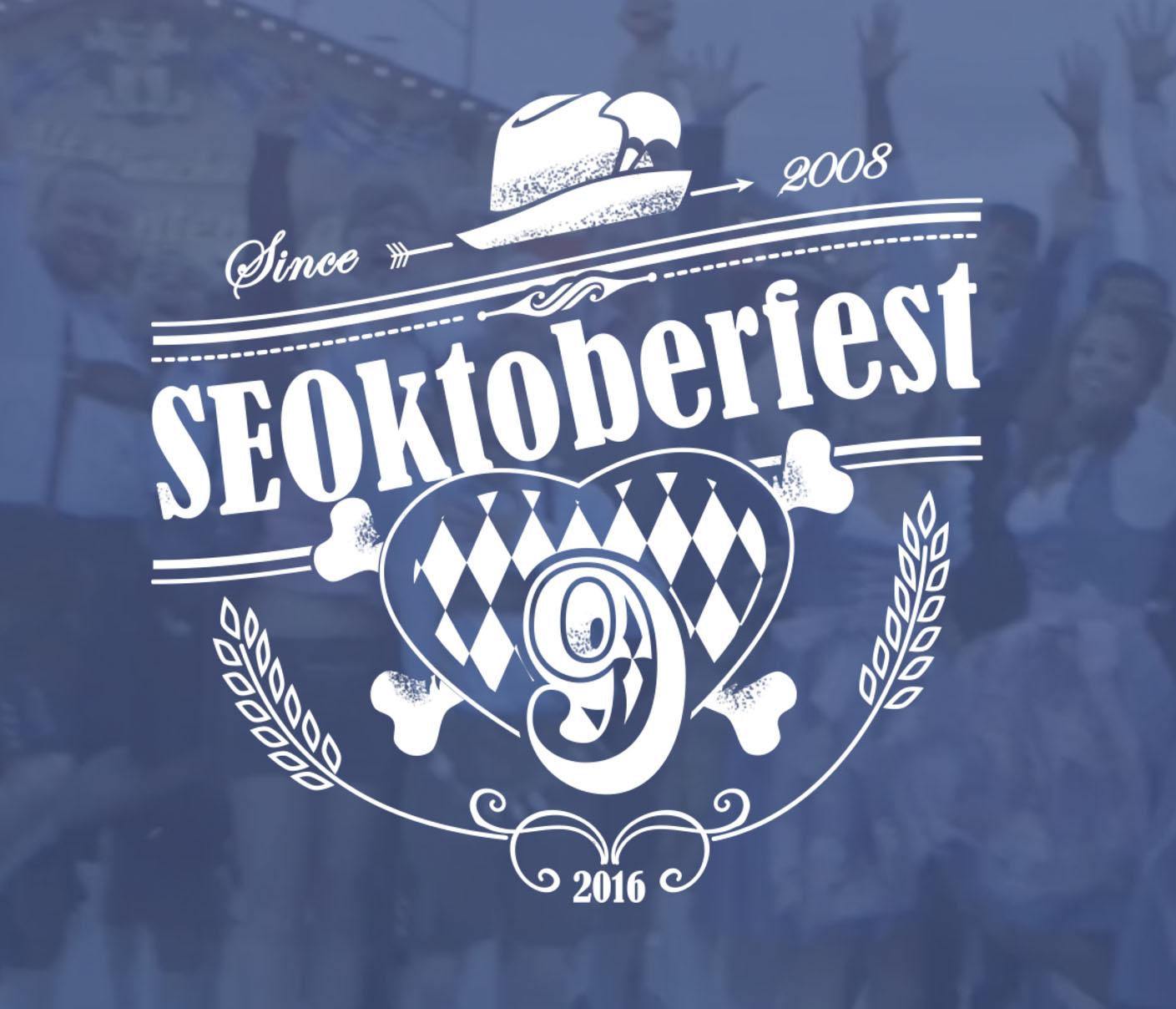 SEOktoberfest 9 Logo